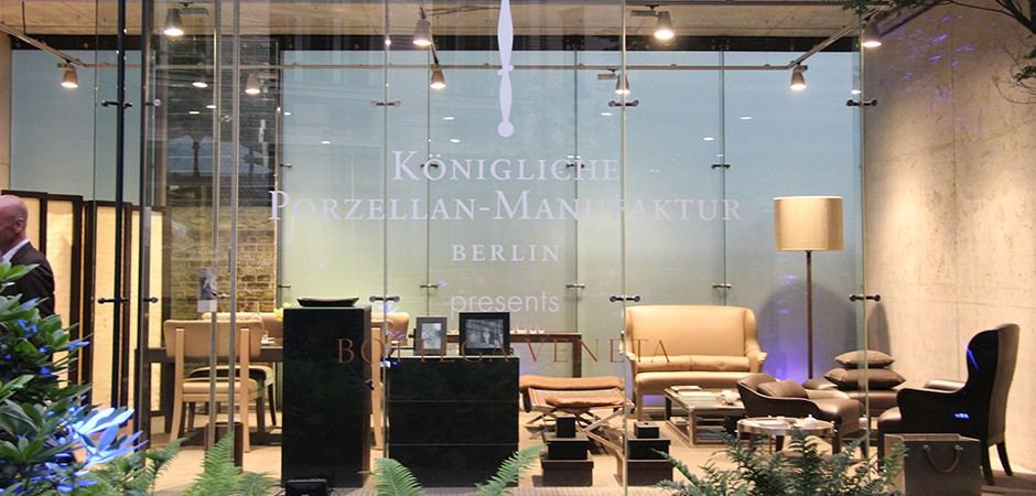 reichert designkooperation der kpm berlin und bottega. Black Bedroom Furniture Sets. Home Design Ideas