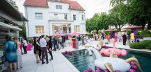 Enjoy Life BBQ Fashion Week Berlin REICHERT+ COMMUNICATIONS