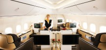 Lufthansa - First Class & Private Jet
