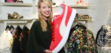 Leonie Hanne from Ohh Couture at Puma Store Opening Berlin Mitte Creeper Launch