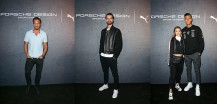 PUMA x Porsche Design Launch Event