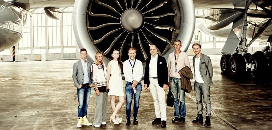 10 years Lufthansa Private Jet Reichert+ Communications