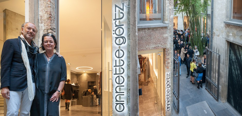 Annette Görtz Store Opening in Antwerpen by Reichert+ Communications
