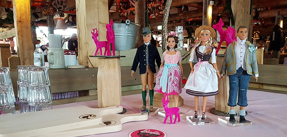 Barbie Pink Wiesn