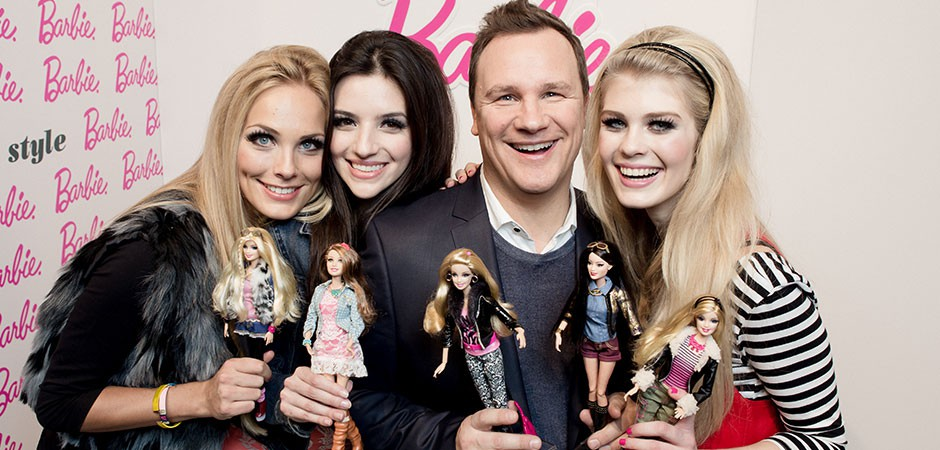 Guido Maria Kretschmer für Barbie-Event