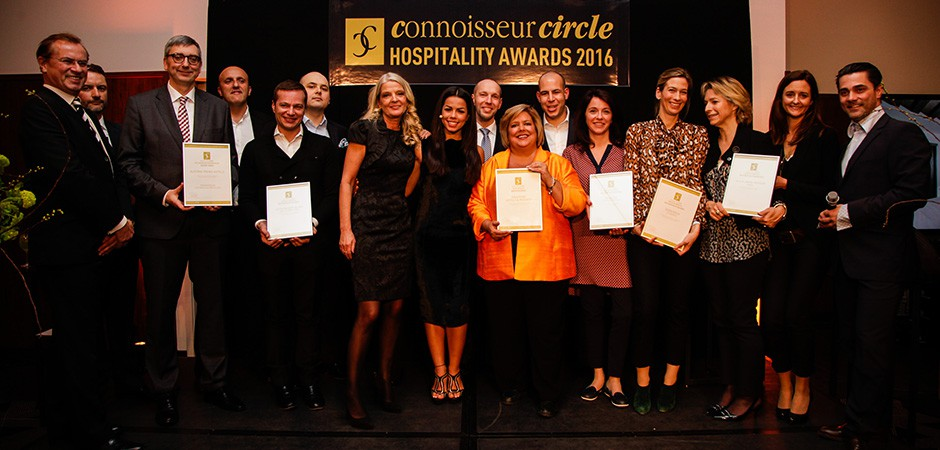 The Connoisseur Circle Hospitality Awards Fernanda Brandao