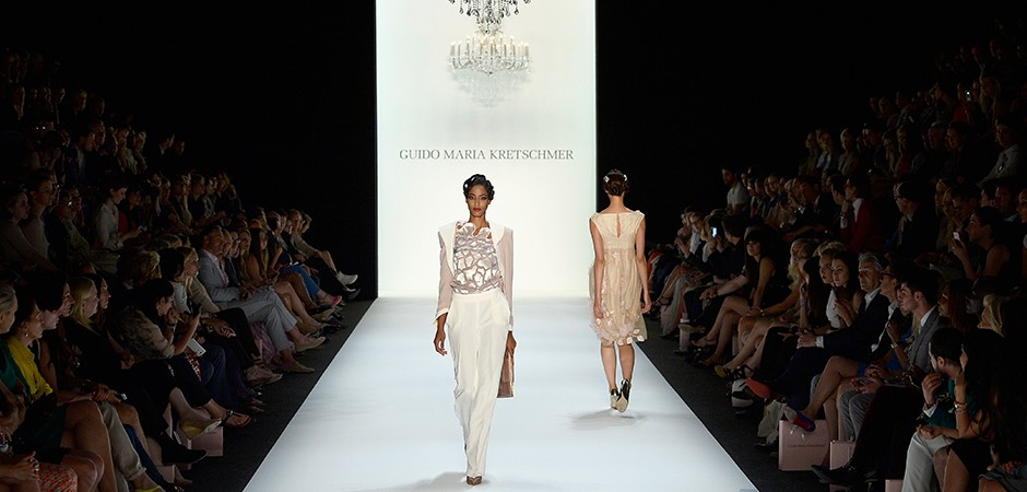 """Enchanté"" Fashion Show SS14 MBFW"