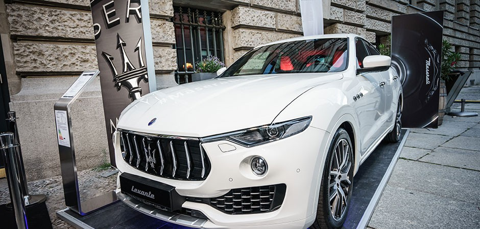 Maserati @ GQ Mension