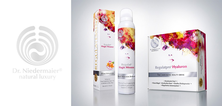 REGULAT® BEAUTY by Dr. Niedermaier Pharma fosters one's health and has an anti-aging effect by means of patented fermentation