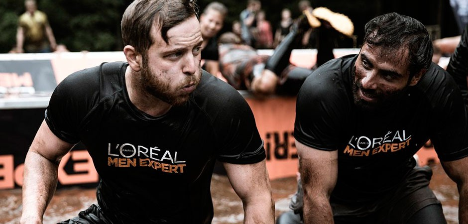 L'Oreal Men Expert Tough Mudder