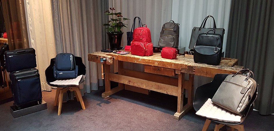 Tumi press day