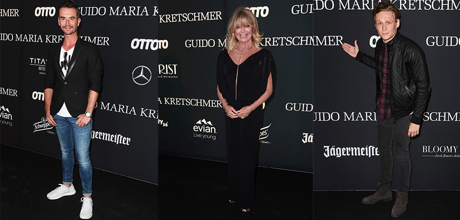 Guido Maria Kretschmer Fashion Show Juli 2017