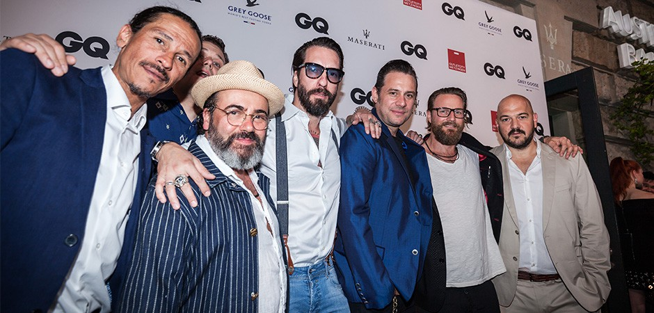 GQ Mension Event