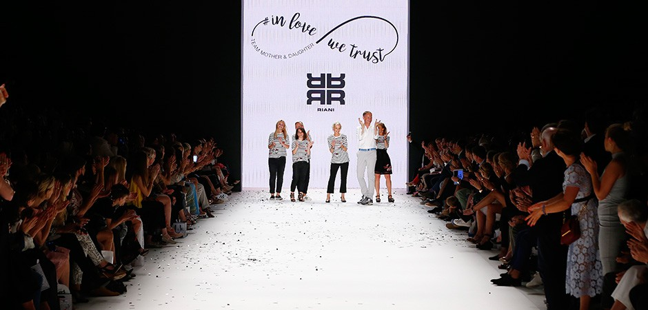 Riani in love we trust Fashion Week Berlin