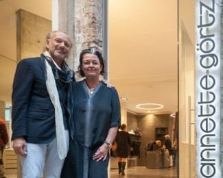 Annette Görtz Flagship Store Opening in Antwerpen. Reichert+ Communications Guestmanagement