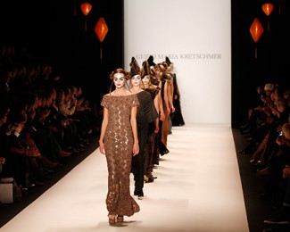 """Damoi"" Fashion Show AW12 MBFW"