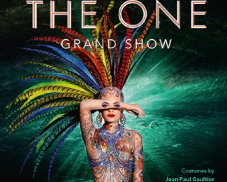 The world premiere of THE ONE Grand Show at the Friedrichstadt Palast