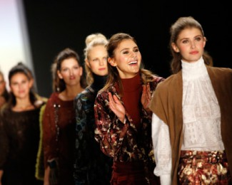 Riani Fashion Show AW16 Riani loves you