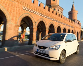 SEAT Mii by MANGO - Bloggerpromotion