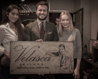 Velasca Store Opening Reichert+ Communications